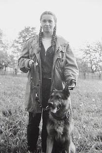 Anett Kämpfer, Bezirksmeisterschaft, Mai 1983