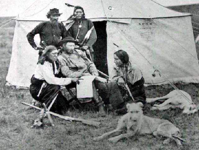 (cc) American Staghound , Historische Aufnahme, wikipedia